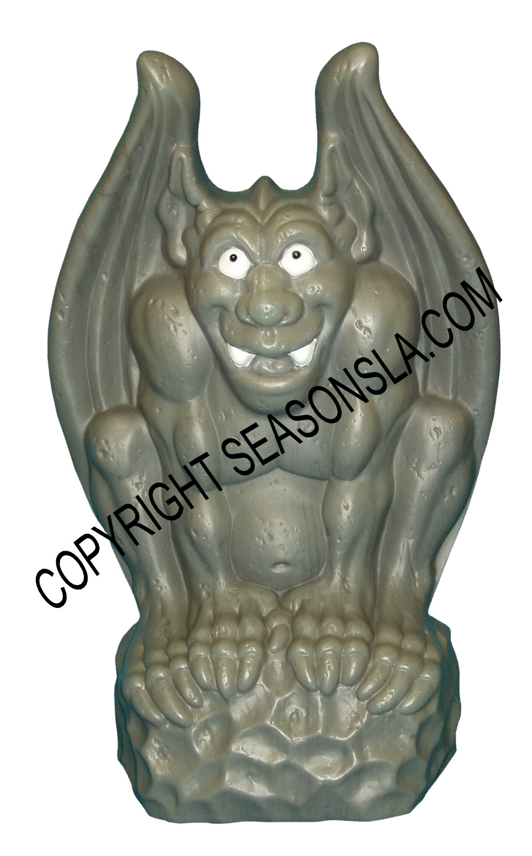 Halloween decorations decoration 39 s gargoyle general foam for Gargoyle decor