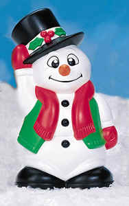 18 inch Snowman - Illuminated - Item Number GF C4781B